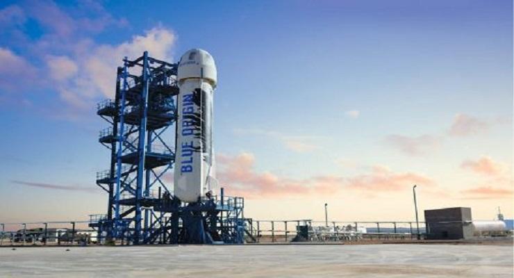 贝佐斯在蓝色起源发射火箭前动员讲话:我们离目标越来越近了