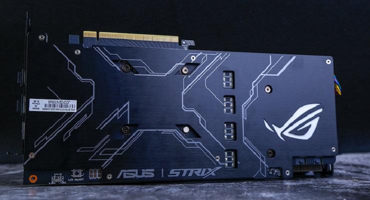 华硕ROG STRIX RTX2060 O6G评测:这样一张高端的RTX 2060还能叫甜品卡吗