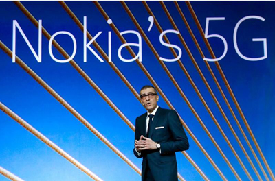 加拿大提供4000万加币助力诺基亚研发5G