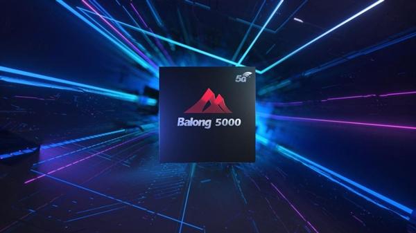 六项世界第1!华为巴龙5000 5G基带实测:峰值速率3.29Gbps
