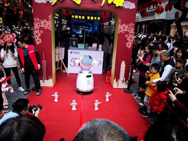 中国电信在广州开启5G体验:可将5G信号转为WiFi信号