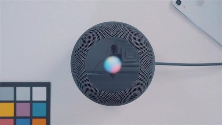 苹果新专利:未来HomePod将提供3D手势和Face ID支持