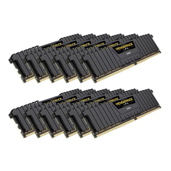 贵得离谱!海盗船发192GB六通道内存套装:Intel 28核专供