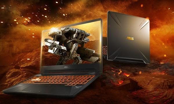 AMD Ryzen 3000系列标压游戏本上市:华硕抢下首发