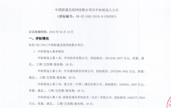 中国联通5G前夜突然发力4G:背后真相了