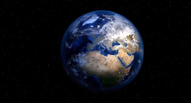 地球曾经就是这样:真是没想到