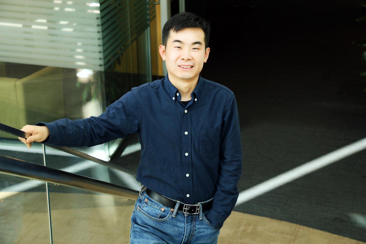 """记AI英雄榜新锐奖得主韦福如:与NLP""""相恋""""的十年"""