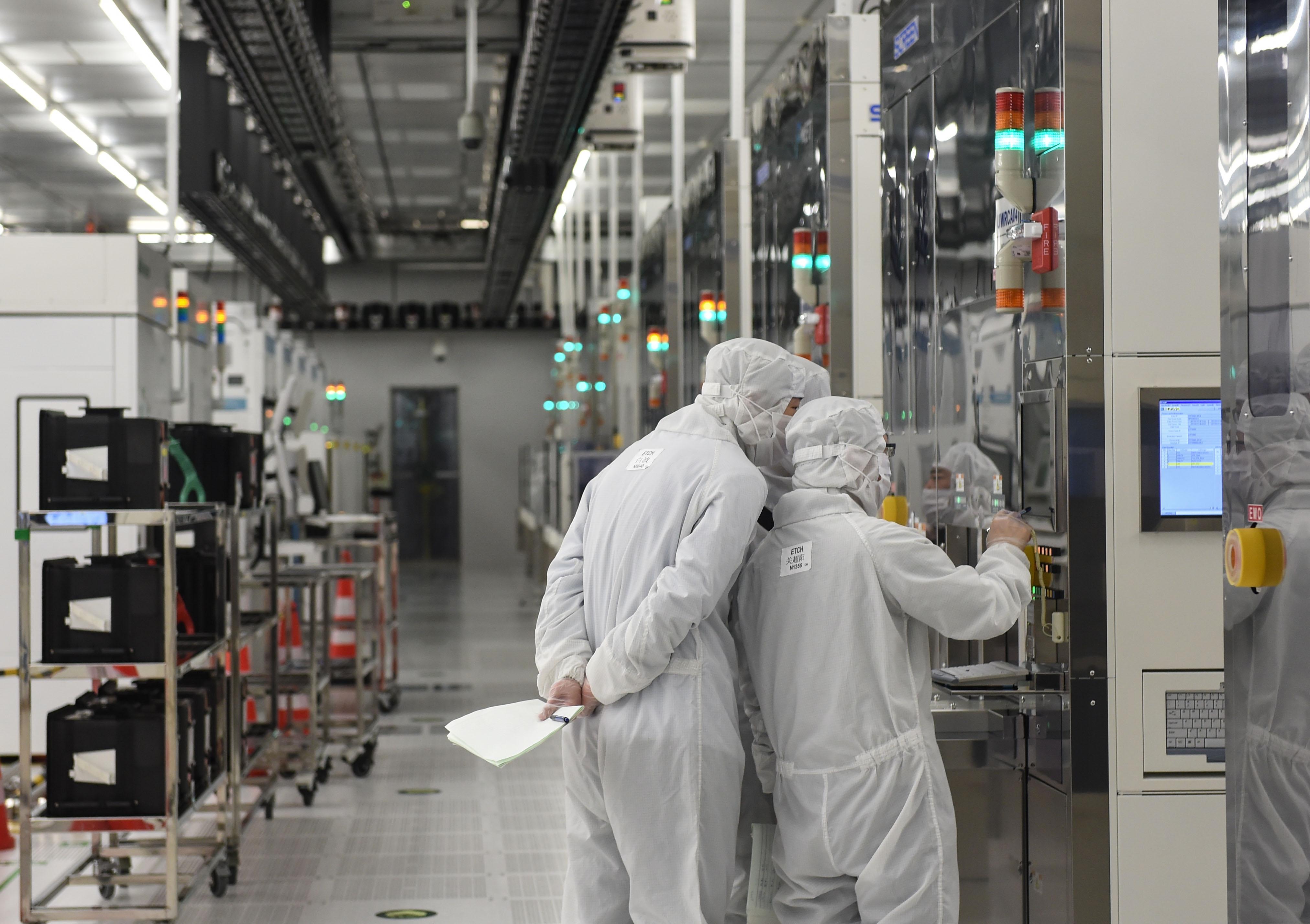 中芯国际14nm工艺即将量产,12nm工艺开发获突破