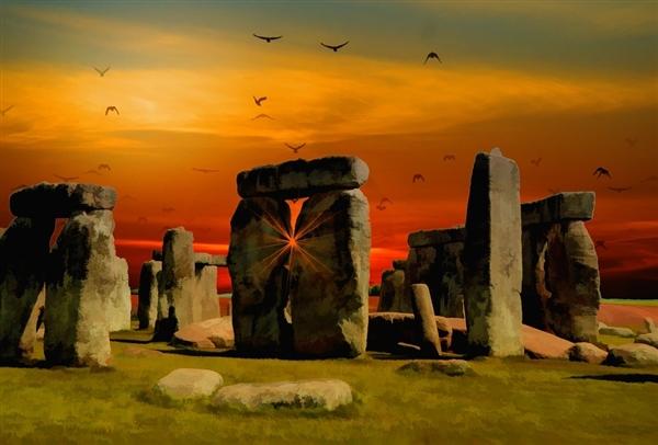 英国巨石阵之谜揭晓 或为7000年前法国人所建