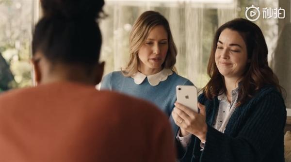 """苹果发布iPhone全新""""尬聊""""广告:宣传景深控制功能"""