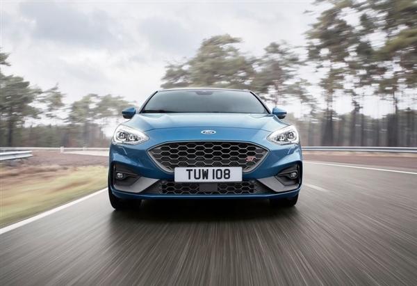 福特全新福克斯ST官图发布:与国产版相似换装2.3T引擎