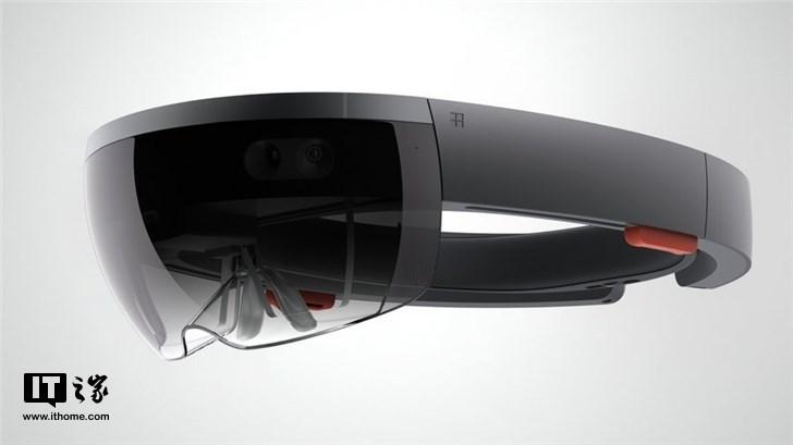 微软HoloLens 2实机谍照曝光:体积更小,佩戴简单