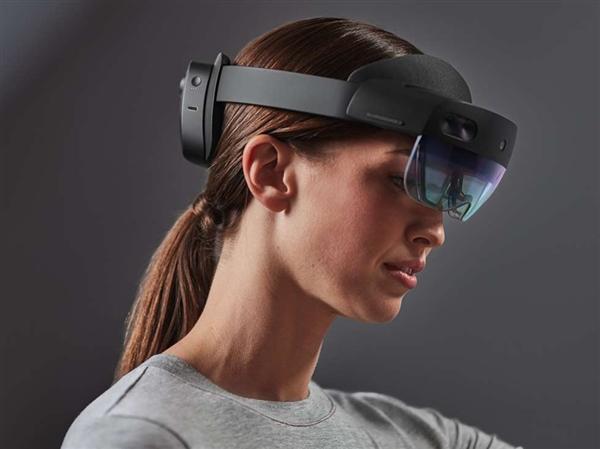 微软今晨正式发布HoloLens 2眼镜:搭载骁龙850处理器