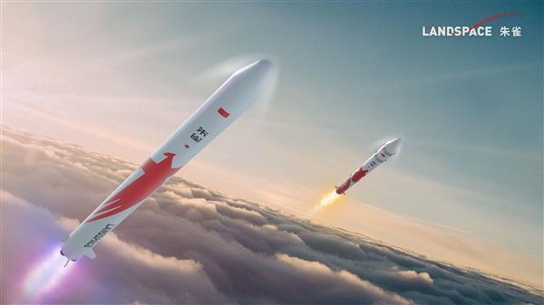 蓝箭航天新突破:自主研发80吨液氧甲烷发动机喷管下线