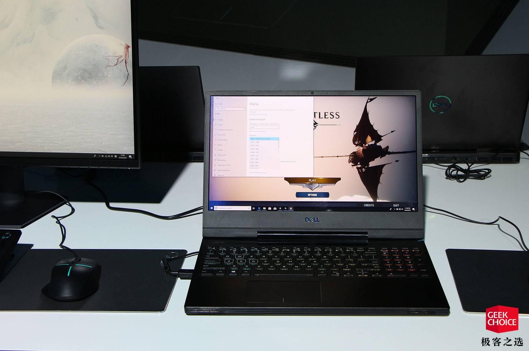 拥有桌面级处理器以及眼动追踪的外星人新品来了,这波信仰你充值吗?