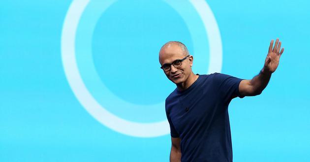 微软CEO纳德拉MWC演讲:造就伟大领导者的三大特质