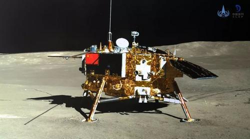 嫦娥四号着陆器自主唤醒 开始第三月昼后续工作