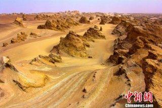 中国首个火星模拟基地在青海建成投运