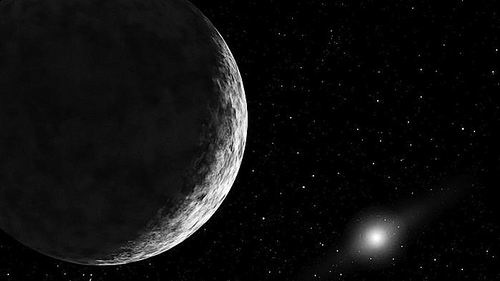 科学家发现太阳系最远天体