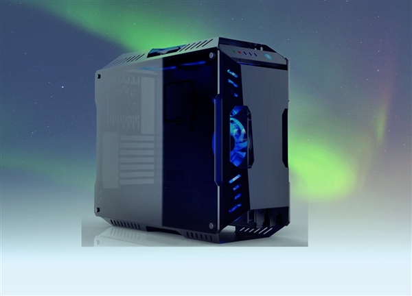 Spire推出全新机箱Taraxx:双面钢化玻璃加持