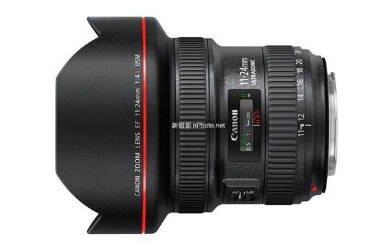 佳能将于明年发布RF 14-21mm f/1.4 L USM镜头
