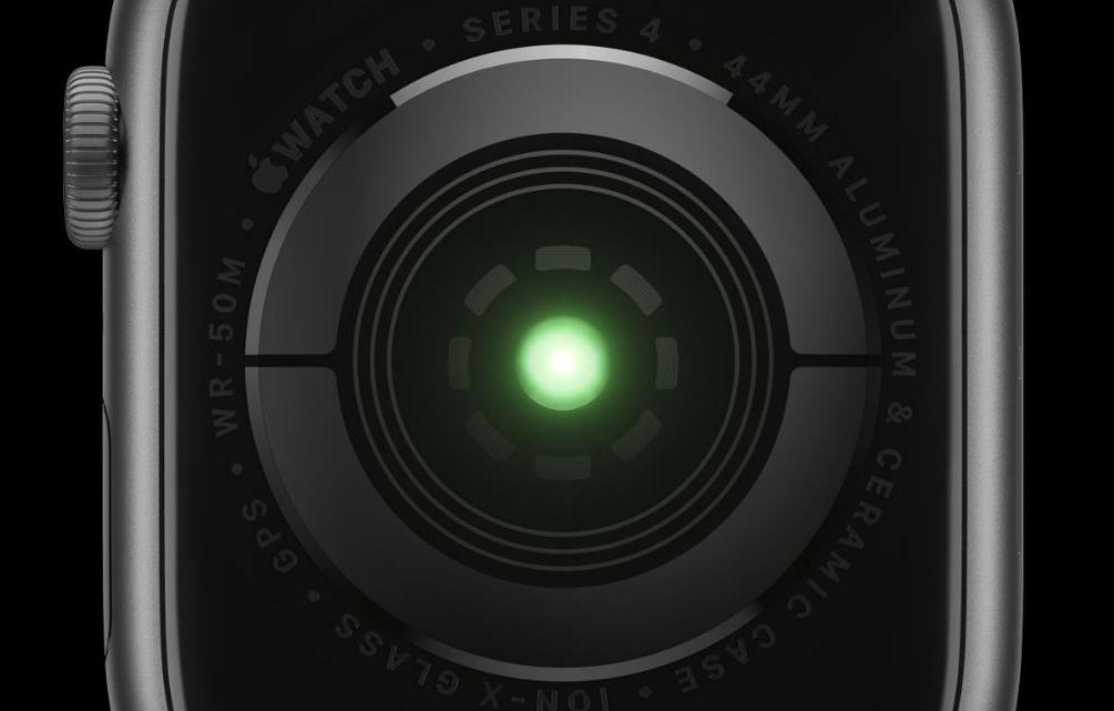 未来苹果MacBook一边打字还能一边测心率