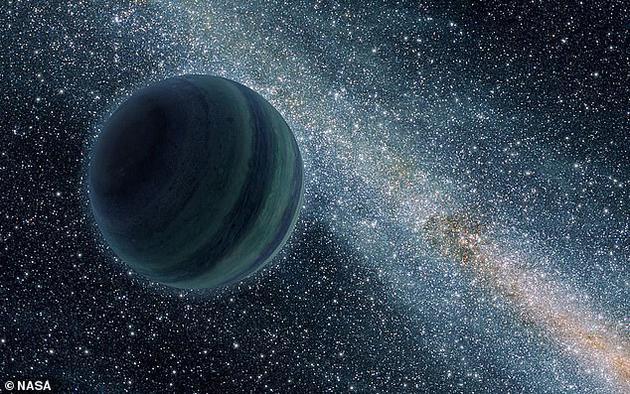 太阳系内的第九大行星或将在十年内现身