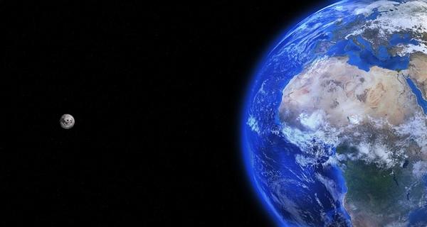 两颗遥远行星相撞创造一颗质量近地球10倍的新星球