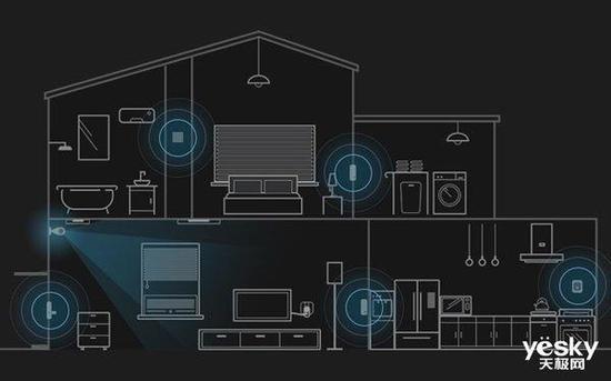 5G加速智能家居落地 千亿智能门锁市场暗战四起