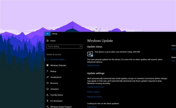 Windows 10今后更加智能化:将自动卸载问题补丁