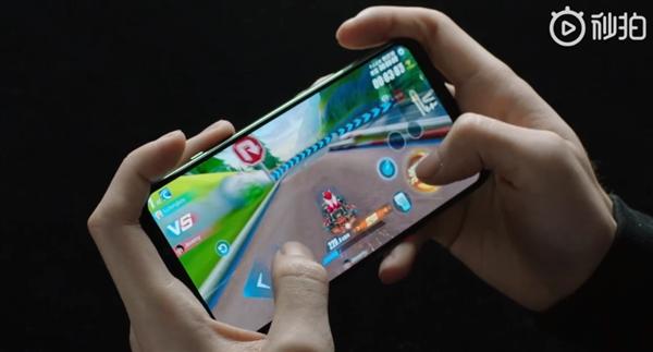 黑鲨手机2游戏体验视频公布:四指变六指、操控一绝