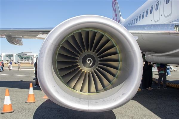 男子向飞机发动机扔硬币祈福:赔偿5万余元