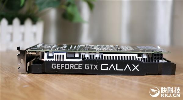 低调简约 影驰GTX 1660骁将拆解图赏