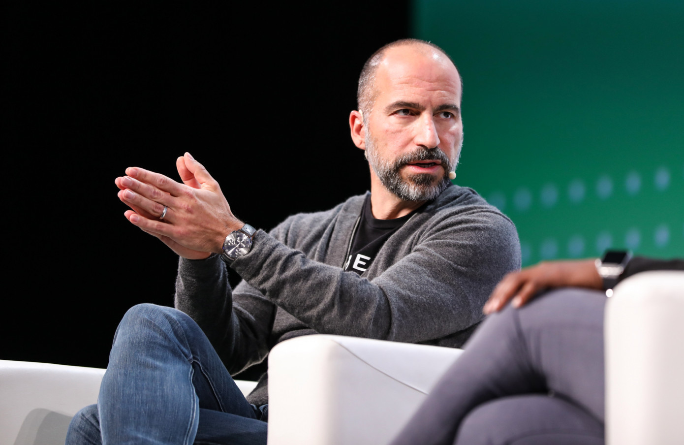 传Uber将在4月份提交IPO申请 并将启动路演