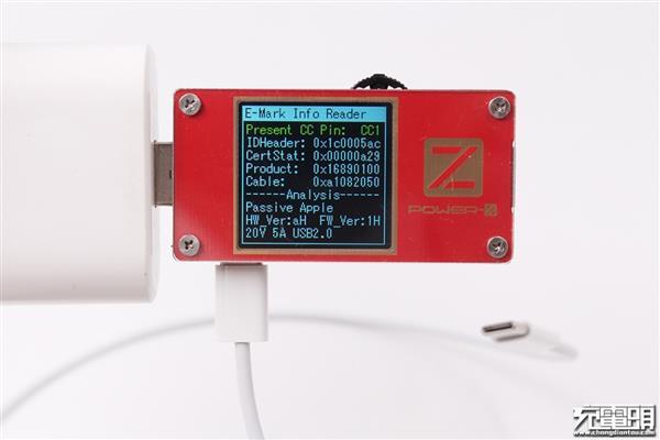 一张图看懂USB-C E-marker线缆区别