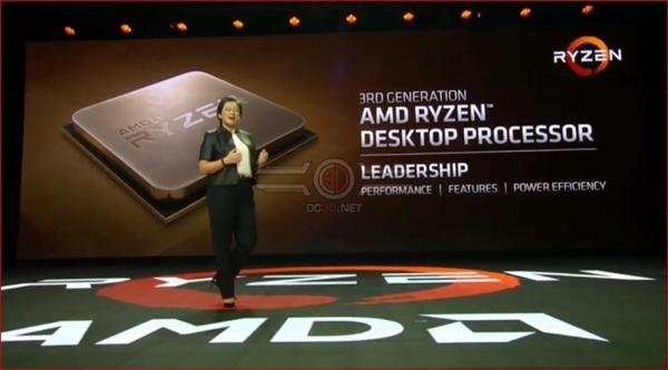 AMD锐龙三代暗藏实力40%:B350主板兼容成谜