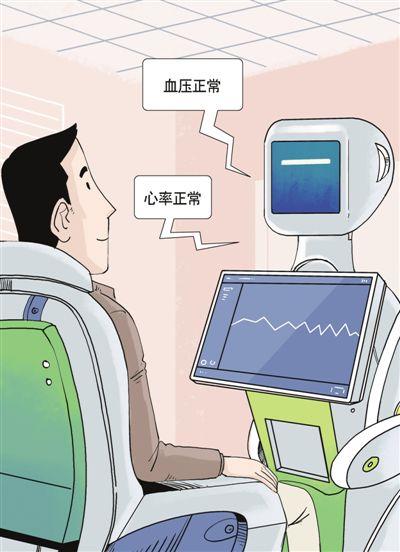 工智能技术越来越多应用在医疗领域