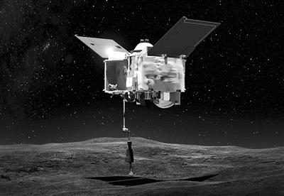 """小行星""""贝努""""存在丰富的含水矿物质"""