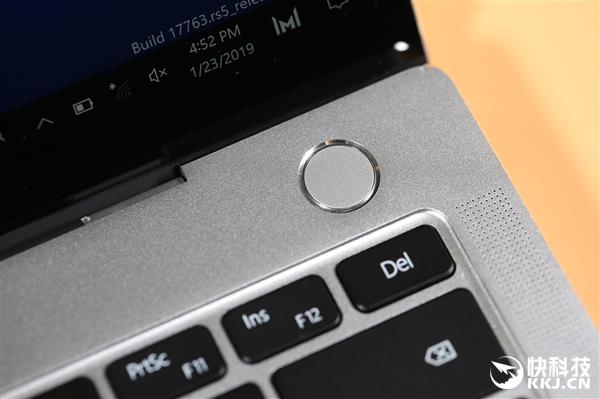3:2全面屏+隐藏摄像头!华为MateBook X Pro笔记本开箱图赏