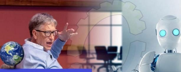 比尔·盖茨:我们应该主要利用AI来改善健康和教育