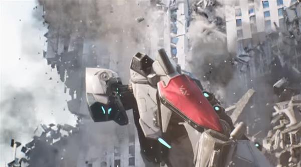 无需Physx支持!虚幻4.23引擎展示次世代游戏的物理效果和爆炸破坏效果
