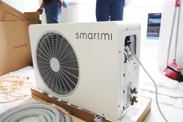 智米发布5款春夏新品:智能空调、变频风扇都来了