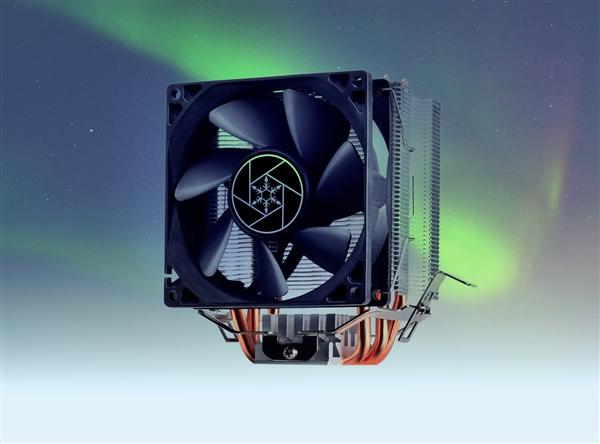 银欣发布全新塔式CPU风冷散热器:支持130W CPU