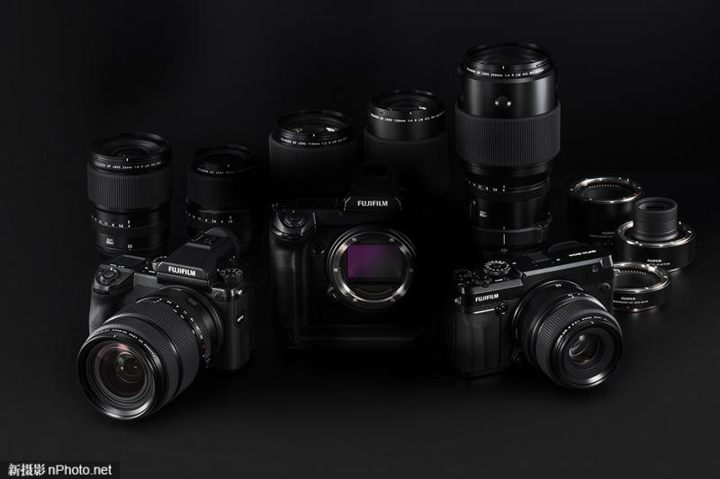 富士:全画幅可做8千万像素 但1亿像素中画幅相机才是未来