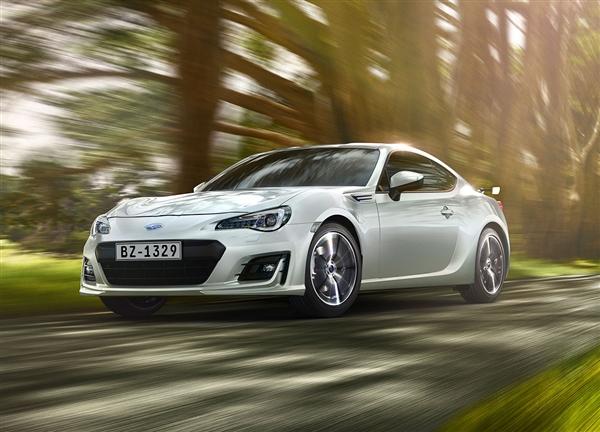 重回大陆市场!新款斯巴鲁BRZ将于上海车展首发
