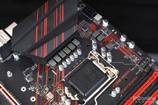 能镇住9900K的千元主板 微星Z390 GAMING PLUS上手