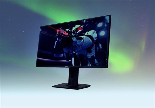 华硕推出3款电竞显示器:165Hz刷新 G-Sync认证