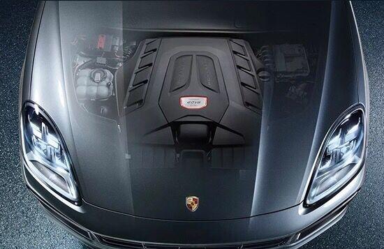 3.9S破百! 全新保时捷卡宴Coupe将亮相于上海车展
