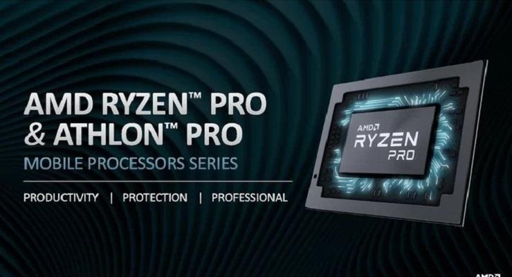 AMD 发布第二代Ryzen Pro处理器:速龙也有了专业版