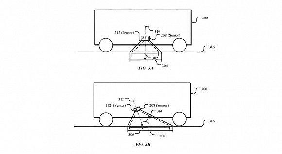 苹果公布了一项自动驾驶车专利,可以帮助汽车更平稳行驶